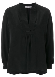Vince loose fit blouse - Black