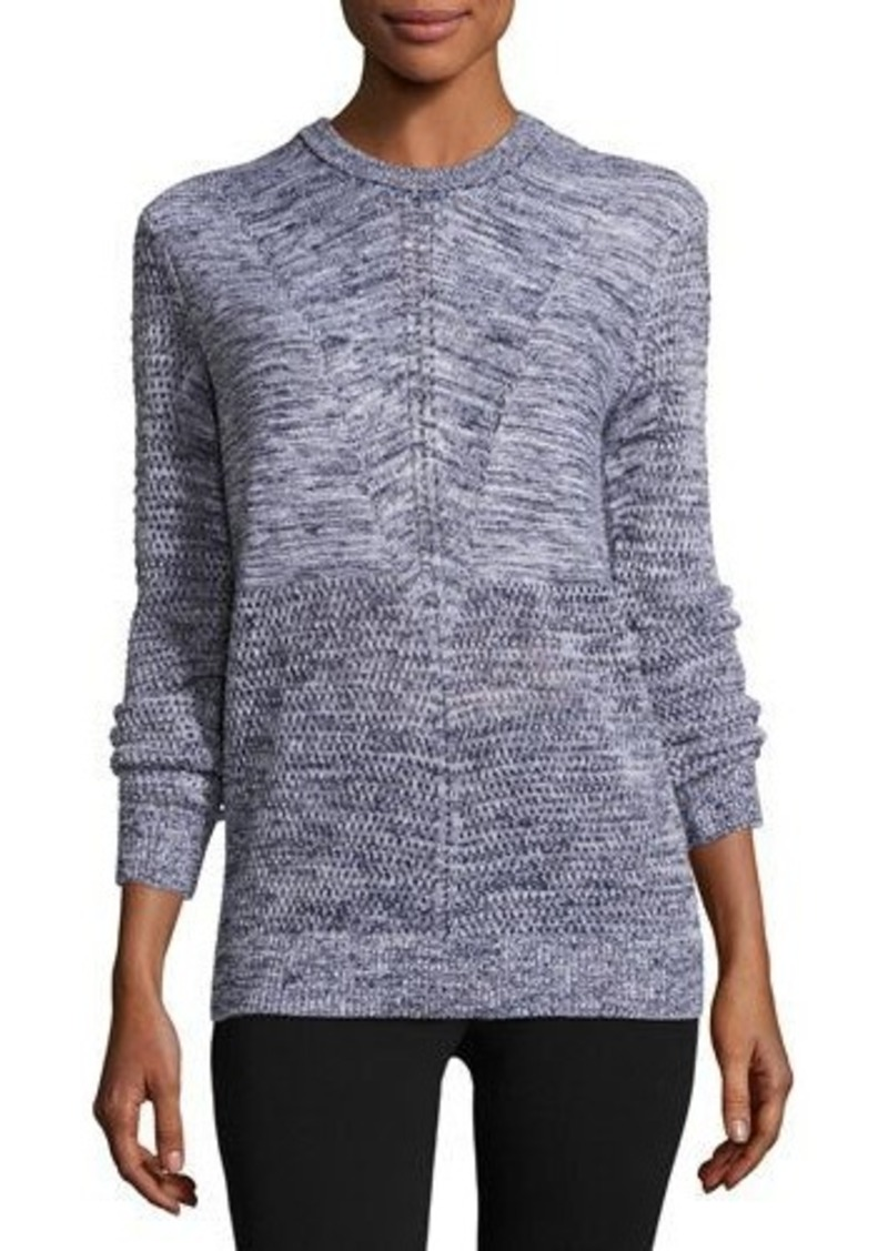 Vince Vince Marled Long-Sleeve Pullover Sweater | Sweaters - Shop ...