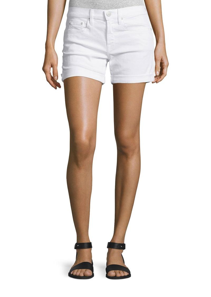 Vince Mason Five-Pocket Stretch Shorts