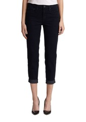 Vince Mason Relaxed Cropped Skinny Jeans