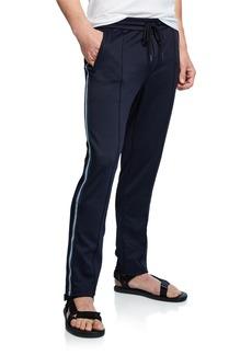 Vince Men's Athletic Track Pants