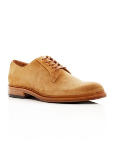 Vince Men's Boerum Suede Plain Toe Oxfords