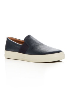 Vince Men's Caleb Leather Slip-On Sneakers