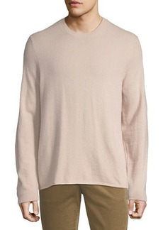 Vince Men's Cashmere Crewneck Pullover Sweater