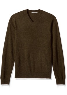Vince Men's Cashmere V-Neck Sweater  S