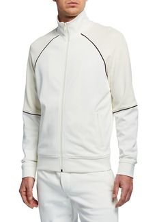 Vince Men's Colorblock Track Jacket