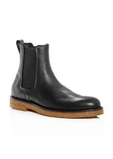 Vince Men's Cressler Leather Chelsea Boots