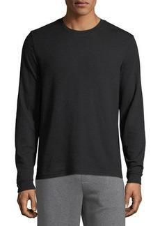 Vince Men's Double Knit Crew Shirt