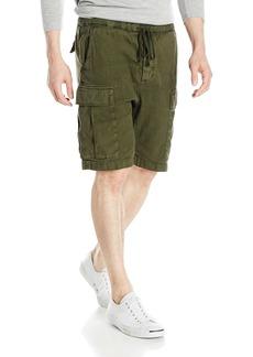 Vince Men's Drop-Rise Military Short