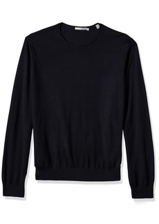 Vince Men's Featherweight Wool Cashmere Crew Sweater  M