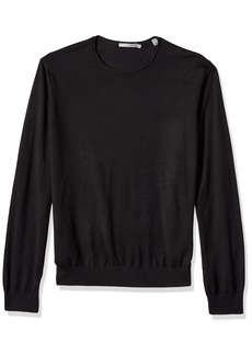 Vince Men's Featherweight Wool Cashmere Crew Sweater  XL