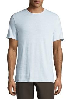 Vince Men's Feeder Stripe T-Shirt