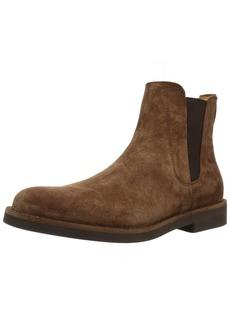 Vince Men's Felix Chelsea Boot bark 9 Medium US