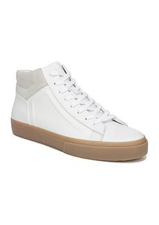 Vince Men's Fynn Glove Leather & Suede Mid-Top Sneakers