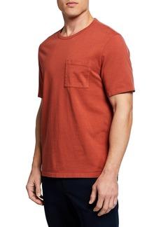 Vince Men's Garment Dye T-Shirt