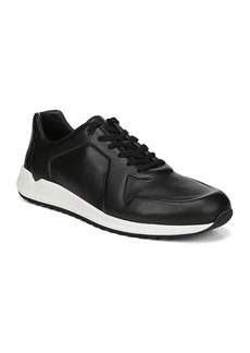 Vince Men's Garrett Glove Leather Low-Top Sneakers