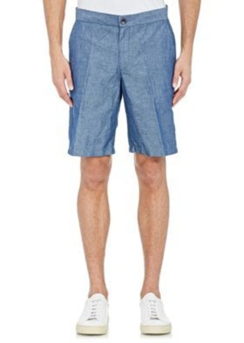 Vince. Men's Lightweight Shorts-BLUE Size 32