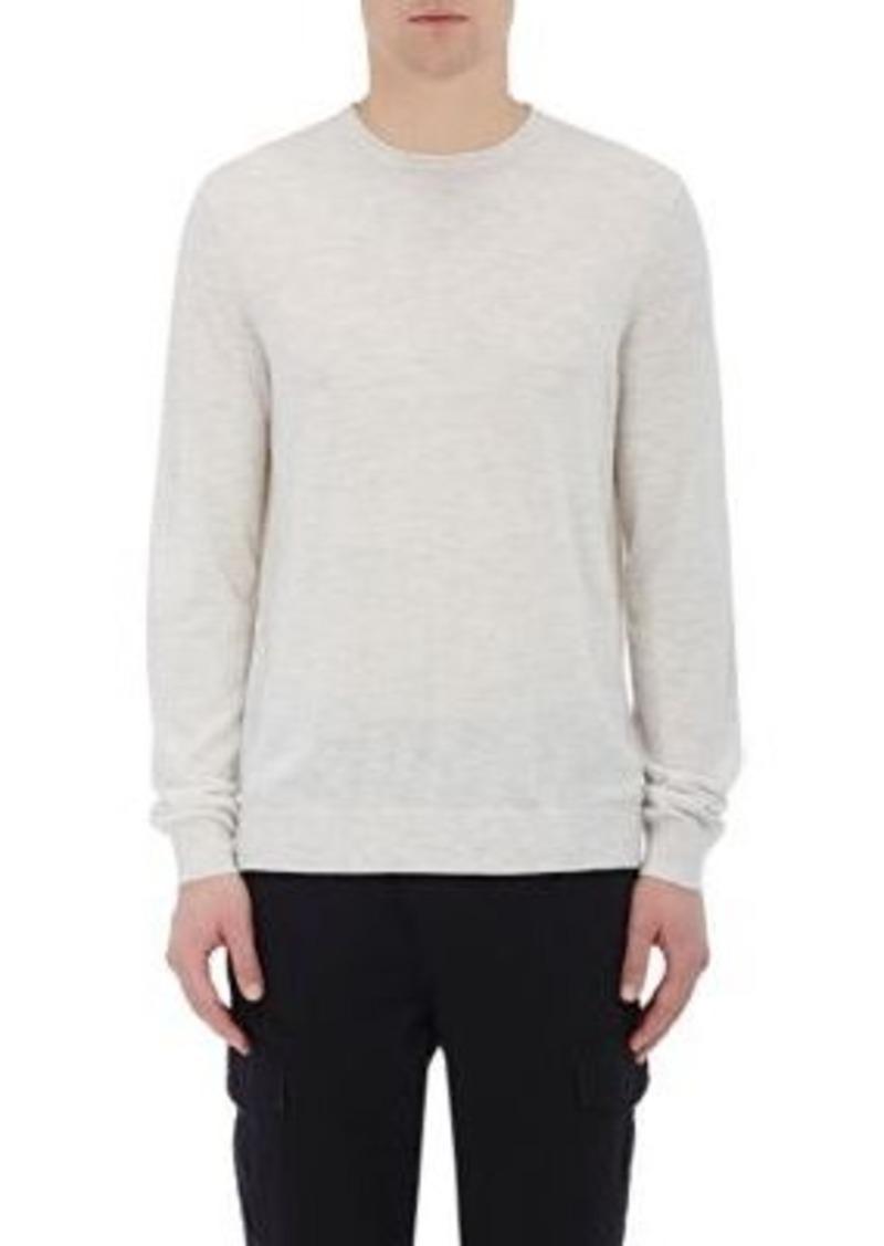 Vince. Men's Mélange Fine-Gauge Sweater