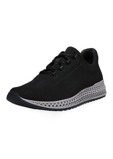 Vince Men's Nevan Knit Trainer Sneakers