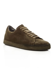 Vince Men's Noble Suede Lace Up Sneakers