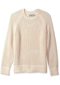 Vince Men's Open Weave Crew
