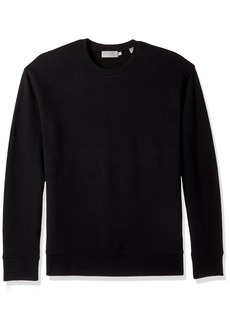 Vince Men's Seamed Crew Knit  S