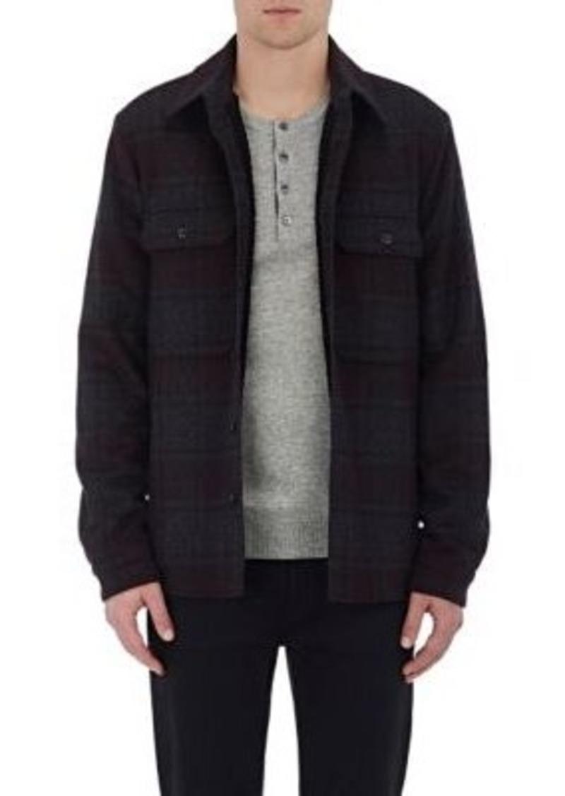 Vince. Men's Sherpa-Lined Shirt Jacket