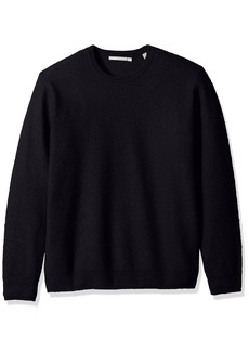 Vince Men's Simmered Cashmere Oversized Crew Neck Sweater  L