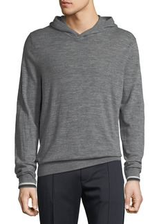 Vince Men's Tipped Pullover Hoodie