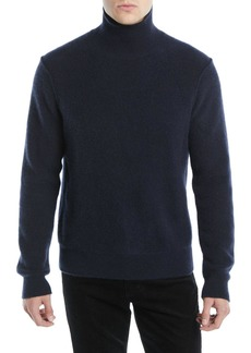 Vince Men's Turtleneck Long-Sleeve Cashmere Pullover Sweater
