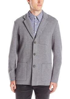 Vince Men's Wool Silk Milano 3 Button Blazer