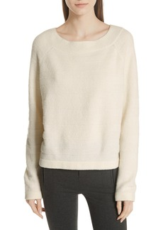 Vince Merino Wool Blend Knit Sweater