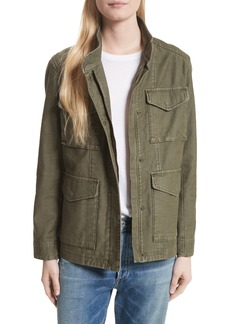 Vince Military Jacket