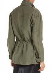 Vince Military Jacket