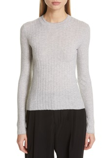 Vince Mixed Rib Stitch Sweater