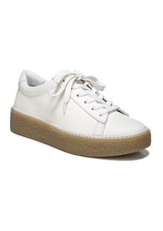 Vince Neela Lace-Up Leather Sneakers