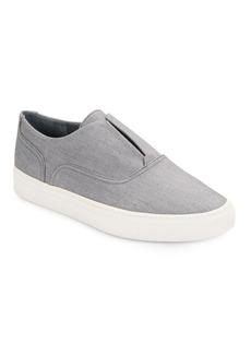 Vince Nelson Denim Slip-On Sneakers