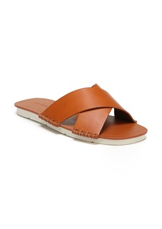 Vince Nico Cross Strap Flat Sandal (Women)