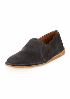Vince Nigel Suede Slip-On Shoe