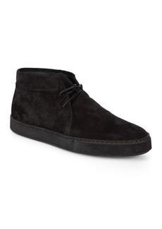 Vince Novato Suede Sneakers