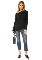 Vince Vince Off Shoulder Cashmere Sweater | Sweaters - Shop It To Me