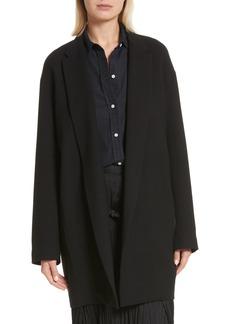 Vince Open Front Blazer Coat