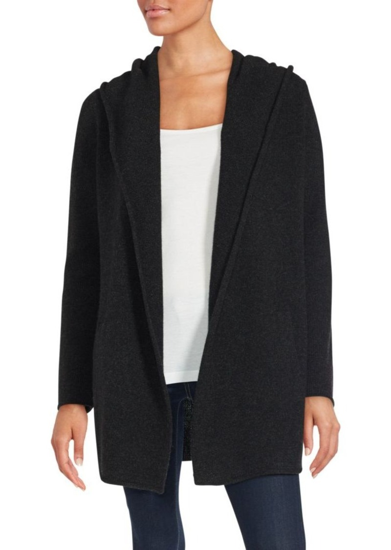 Vince Vince Sophie Open Front Hooded Cardigan | Sweaters - Shop It ...