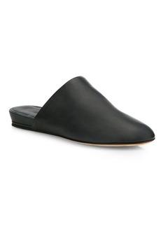 Vince Oren-2 Leather Mules