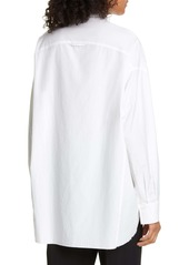 Vince Oversized Cotton Shirt