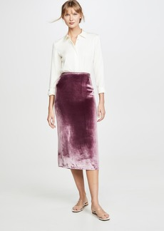 Vince Panne Skirt