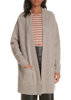 Vince Patch Pocket Cashmere Cardigan