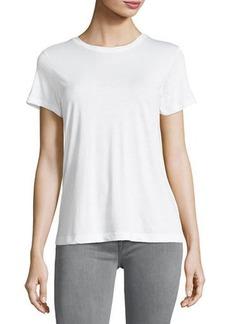 Vince Pima Cotton Crewneck Boy T-Shirt