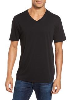 Vince Pima Cotton V-Neck T-Shirt