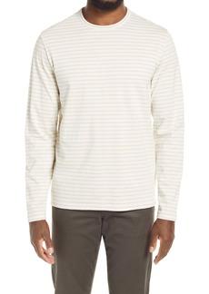Vince Pinstripe Long Sleeve T-Shirt